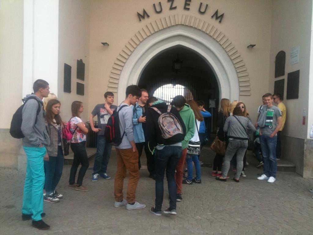 Liubline aplankėme istorinę miesto katedrą...